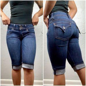 Hudson Palerme cuffed shorts size 25